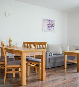 Komfortowe apartamenty w Zatorze